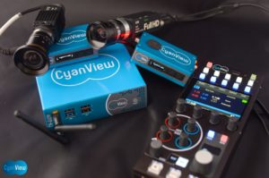 CyanView RCP universel