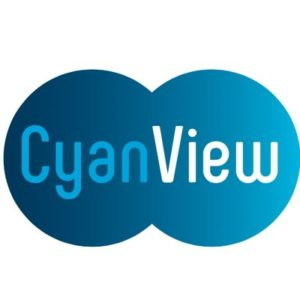 CyanView logo