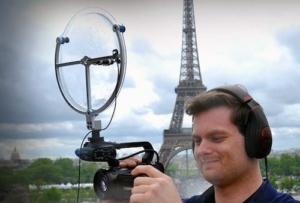 Klover_SoundShark_Distributeur de microphones paraboliques_TEVIOS